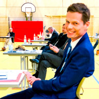 UB Vorsitzender Sven John wurde 3. Landrat