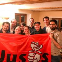 Jusos, 2016
