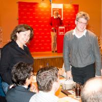 Karoline Schwärzli-Bühler und Christoph Spaeth
