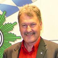 Landesvorsitzender der Gewerkschaft der Polizei (GdP) Peter Schall