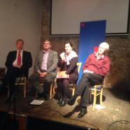 Diskutierten über TTIP Ewald Schurer MdB, Maria Noichl MdEP und Dr. Werner Widuckel